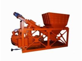 Мобільна установка для вивантаження цементу з біг-бегів (м'яких контейнерів) В-283-031-03