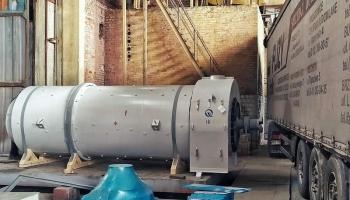 гравітаційний бетонозмішувач СБ-109А