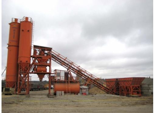Производительный бетонный завод «БАЗАЛЬТ-150»
