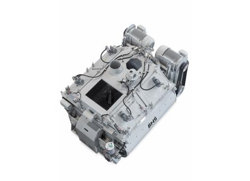 Двухвальный бетоносмеситель BHS DKX 1.67