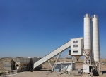 Стационарный бетонный завод «БАЗАЛЬТ-150»