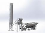 Бетоносмесительная установка «ГРАНИТ-60Д»