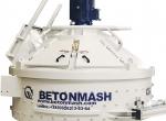 Бетоносмеситель планетарно-роторный СБ-242-4