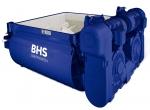 Двухвальный бетоносмеситель BHS DKX 1.25