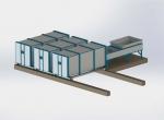 Прес-компактор Husmann со сменными контейнерами КСТБО