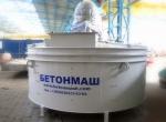 Бетоносмеситель роторный СБ-247